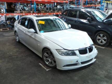 WRECKING 2008 BMW 3 SERIES 2.0 AUTOMATIC SEDAN (C22440) Lansvale Liverpool Area Preview