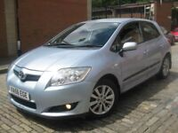 TOYOTA AURIS T SPIRIT 1.6 AUTOMATIC 2007 #### 5 DOOR HATCHBACK