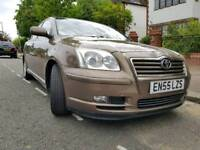 Toyota Avensis 2.0 VVTi Full Toyota Service history, Very low mileage