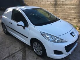 2010 Peugeot 207 Professional HDI 1 owner from new