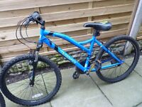 MUDDY FOX MOUNTAIN BIKE, 8 TO 12 YEARS, BARGAIN £35, CAN DELIVER