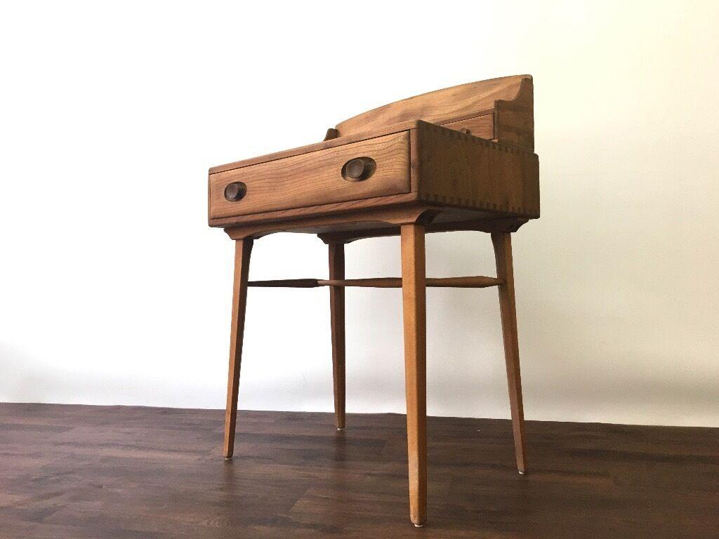 Retro Ercol Mid Century Compact Desk Vintage Dresser  : 86 from www.gumtree.com size 1024 x 768 jpeg 63kB