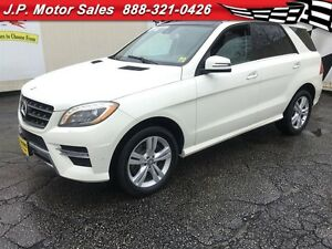2013 Mercedes-Benz M-Class 350 BlueTEC, Navigation, Sunroof, AWD