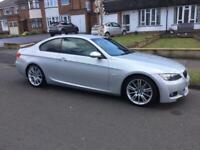 BMW 325i M Sport Coupe FSH Excellent Condition Open To Offers May PX For Vespa