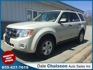 2008 Ford Escape XLT V6 4x4
