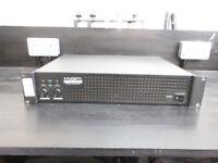 KAM KXR1000 Watt Stereo Power Amplifier