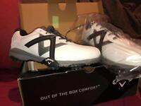 Men's Golf Shoes Size 9 Callaway Cheviot II