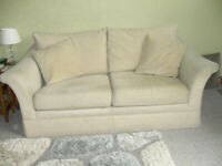 M & S large settee