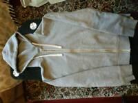 Jack and Jones originals zip up hoodie