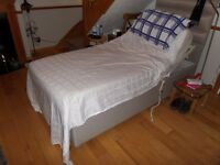 Orthopaedic Bed (mains electric) nearly new