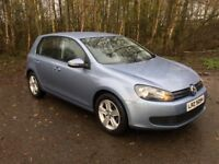 2011 VOLKSWAGEN GOLF 1.6 TDI MATCH***FINANCE AVAILABLE***