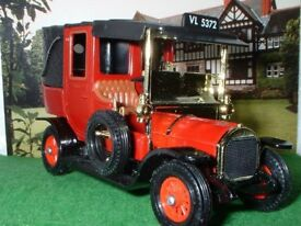 Matchbox Models of Yesteryear 1907 Unic taxi FREEPOST