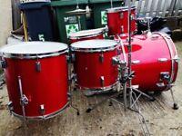 Hohner 5 drum kit
