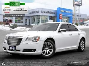 2011 Chrysler 300 GREAT LOOKING VEHICLE RWD V6 3.6 LT