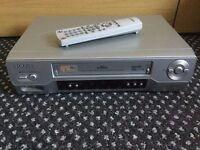 Samsung SV-661 Video Cassette Recorder VHS VCR Nicam 6 Head