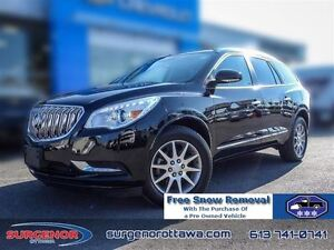 2016 Buick Enclave AWD Leather  - Certified - $289.75 B/W