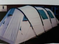 Gelert canvas tunnel tent