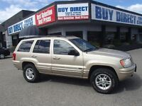 2000 Jeep Grand Cherokee Limited 4X4