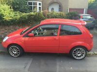Ford Fiesta RED 2004 - Ideal First Car - Great condition - Low mileage - Six Months MOT