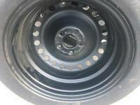 "Ford Focus steel wheel 15"" no tyre"