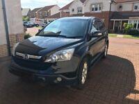 Honda Cr-V 2.2 i-CDTi EX 5dr 2007 Diesel 4x4 8 Months MOT