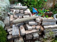 Garden Wall Bricks