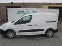 2013 berlingo 3 seats side door uk van £4900 or £37.50 per week very clean van derry belfast