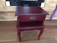 LAMP STAND / BED SIDE TABLE / SMALL UNIT FREE DELIVERY IN LIVERPOOL
