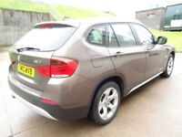 BMW X1 2.0 XDRIVE20D SE 5d AUTO 174 BHP GREAT EXAMPLE OF 4 X 4 AUTOMATIC + 2 PREVIOUS KEEPERS +