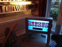 """Free Sony Digital 32"""" Screen TV in working order - must collect - heavy old style TV"""