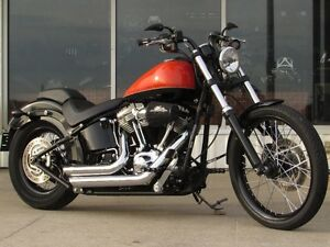 2012 harley-davidson FXS-BlackLine  103  $2,500 in Options and C