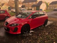 Seat Leon Reference Sport BTCC All Major jobs complete (Turbo, Clutch, Belts and throttle bodies)