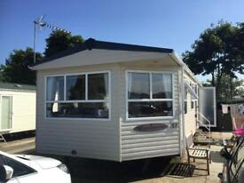 Abi connoisseur for sale on the highly sought after far grange caravan park in Skipsea