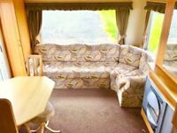 Sandylands Open 12 Months Of The Year Cheap Starter Static Caravan For Sale Ayrshire Scotland