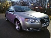 2005 Audi A4 (B7) 1.9TDI, stunning condition,new MOT, only 114k miles with service history