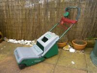 Qualcast Electric Mower with grassbox