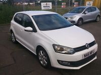 VW POLO 1.2 Diesel WHITE Excellent Condition