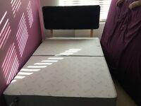 Devan Double Bed