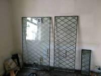 Sealed glass units