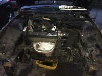 VW polo 86c engine