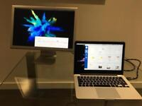 """Apple Cinema Display 20"""" (A1081) - perfect condition monitor"""