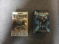 Warhammer Omnibuses