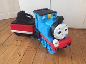 Thomas the tank engine ride on toy