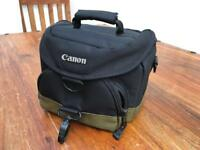 Canon 100eg Camera bag
