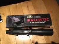 Burris Ballistic laserscope