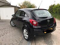 Vauxhall Corsa low mileage