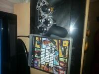 Playstation 3 superslim 500GB with 22'' TV