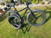 Details about Voodoo Wazoo *UPGRADED* Fat Bike - Mountain Bike - Fatbike