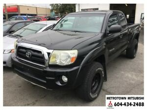2007 Toyota Tacoma V6 SR5 TRD OFFROAD; NEW TIRES, Local truck!