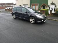 Facelift peugeot 307 sw se hdi diesel 1.6 with march 2018 mot